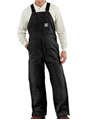 Picture of Carhartt Men's Flame - Resistant Duck Bib Overall / Quilt Lined (101626)