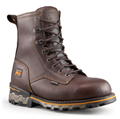 "Picture of Timberland Men's Boondock Plain Toe 8"" Soft Toe Waterproof Insulated Boot (1159A)"