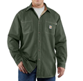 Picture of Carhartt Men's Flame Resistant Canvas Shirt Jac (100432)