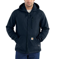 Picture of Carhartt Men's Flame - Resistant Rugged Flex Hooded Fleece (101577)
