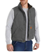 Picture of Carhartt Men's Sandstone Mock - Neck Vest (V33)