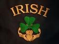 Picture of McKay's Irish Shamrock Hands Crew Neck Sweatshirt (SB005)