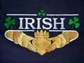 Picture of McKay's Irish Hands Hooded Sweatshirt (SB024 - 161)