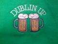 Picture of McKay's Left Chest Irish Dublin Up (LC10 - 399)