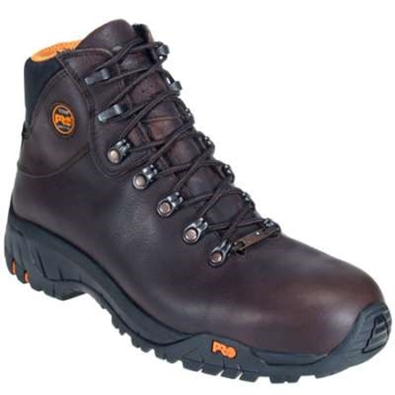 "Picture of Timberland Pro Men's Titan Trekker 6"" Waterproof Safety Toe Boot (85520)"