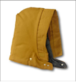 Picture of Carhartt Men's Duck Hood / Arctic - Quilt Lined (A02)