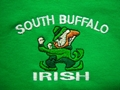 Picture of McKay's Left Chest South Buffalo Fighting Irish (LC9)