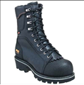 """Picture of Timberland Pro Men's 9"""" Rip Saw Waterproof CSA Composite Toe Logger (91614)"""
