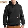Picture of Carhartt Men's Rain Defender Paxton Heavyweight Hooded Sweatshirt (100615)