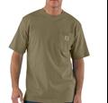 Picture of Carhartt Men's Workwear Pocket Short - Sleeve T - Shirt (K87)