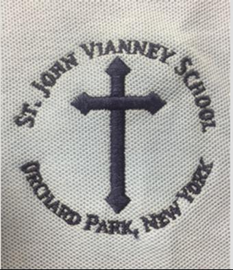 Picture of School Uniform -  St. John Vianney Polo Shirt SUSJV1