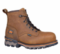 """Picture of Timberland Pro Men's Boondock Plain Toe 6"""" Composite Safety Toe Waterproof Boot (A127G)"""
