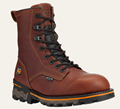 """Picture of Timberland Boondock Plain Toe Men's 8"""" Soft Toe Waterproof Boot (1113A)"""