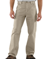 Picture of Carhartt Men's Canvas Work Dungaree (B151)