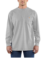 Picture of Carhartt Men's Flame - Resistant Force Cotton Long - Sleeve T - Shirt (100235)