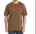 Picture of Carhartt Men's Signature Logo Short - Sleeve T- Shirt (K195)